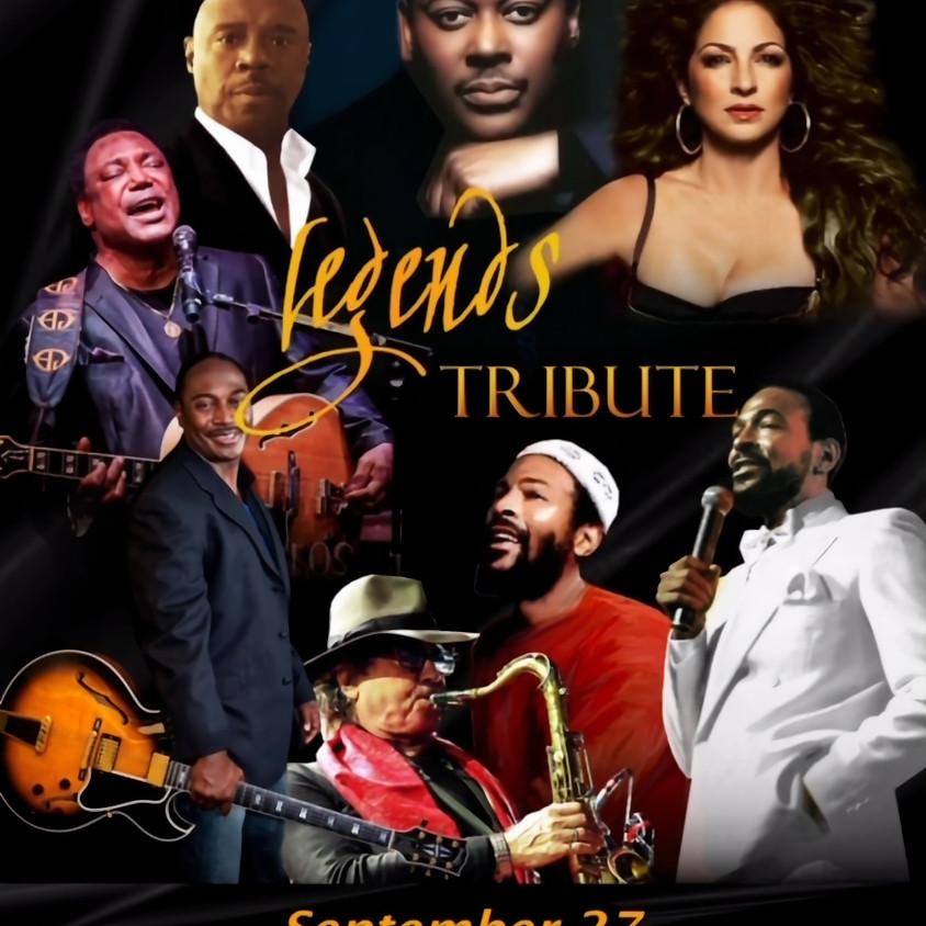 R&B Legends Tribute Band