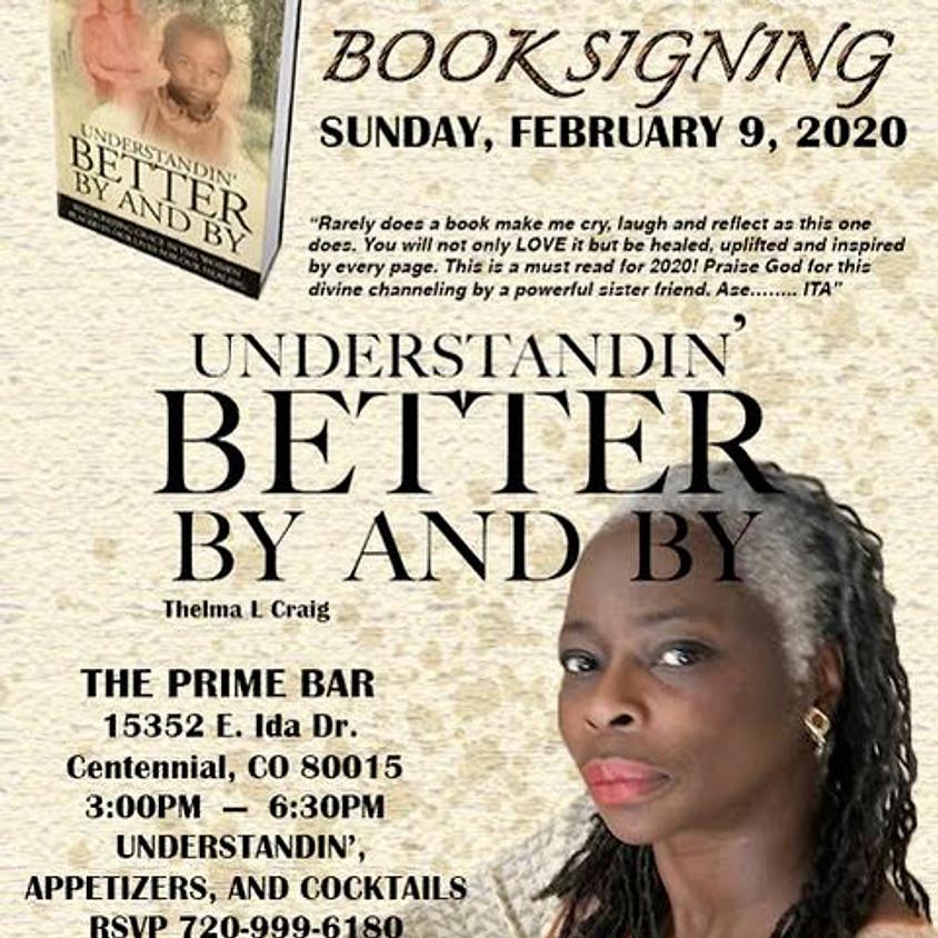 Thelma Craig Book Signing