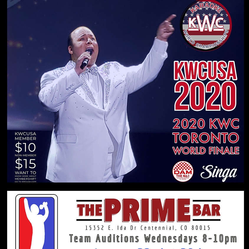 Karaoke World Championship USA