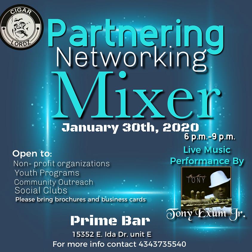 Partnering Networking Mixer