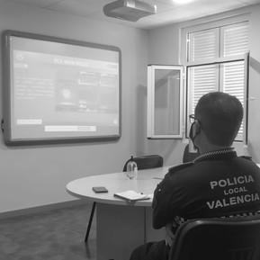 1er encuentro del Grupo de trabajo policial: Hacktivismo