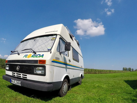 The Fatwesty - VW LT Florida will go on sale