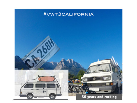 "VW T3 Cali News - ""H"" 🤘"