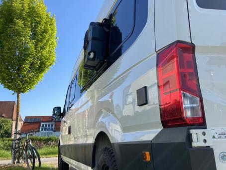 1st VW Grand California add ons