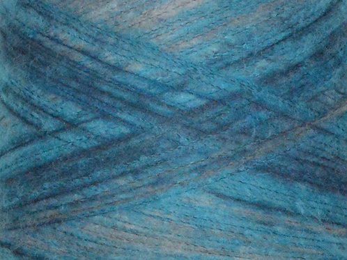 Quarzo turkoois blauw 0,250 kg