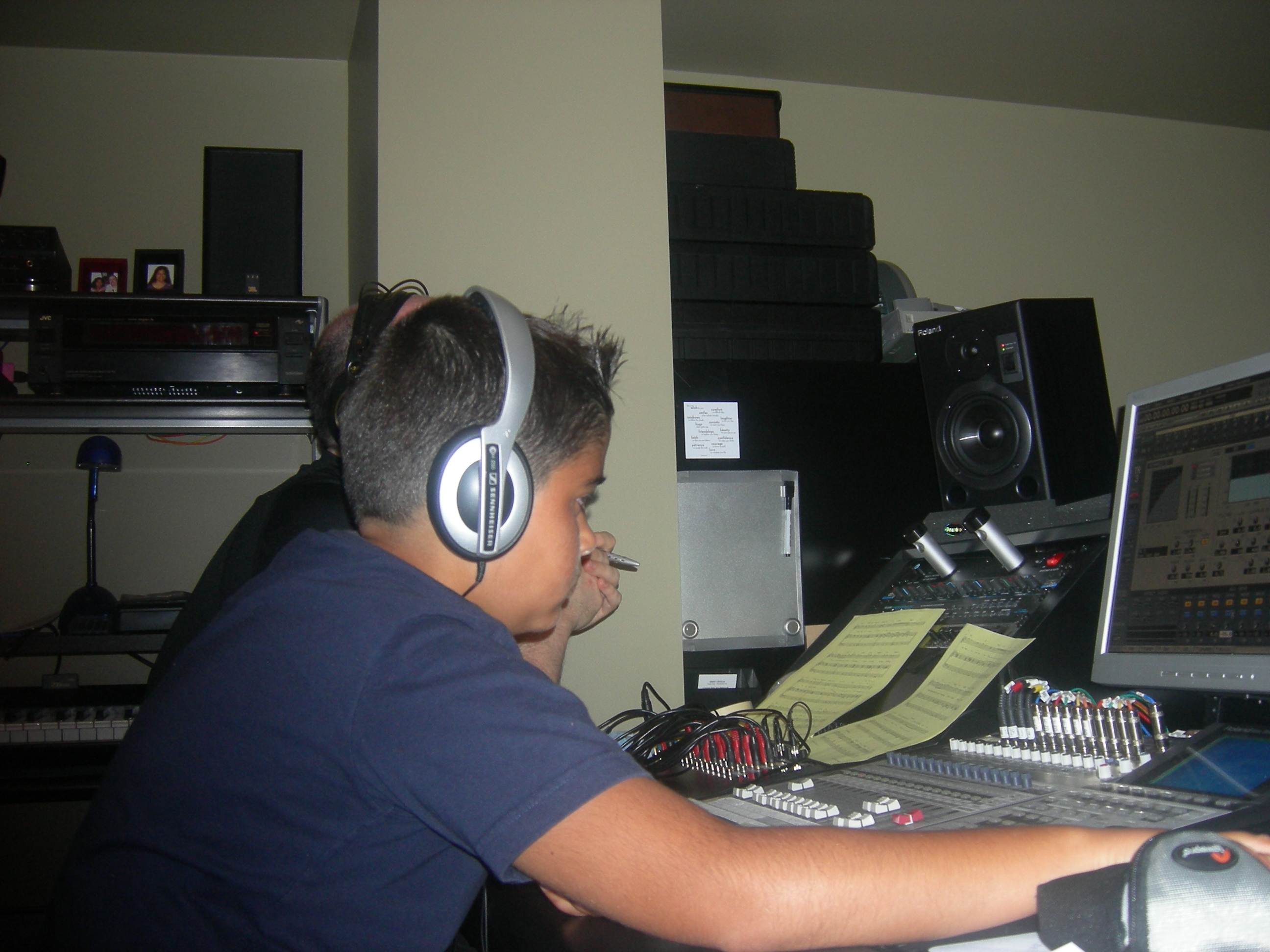 200806 Musik Miks Session 3 -  Amir 006