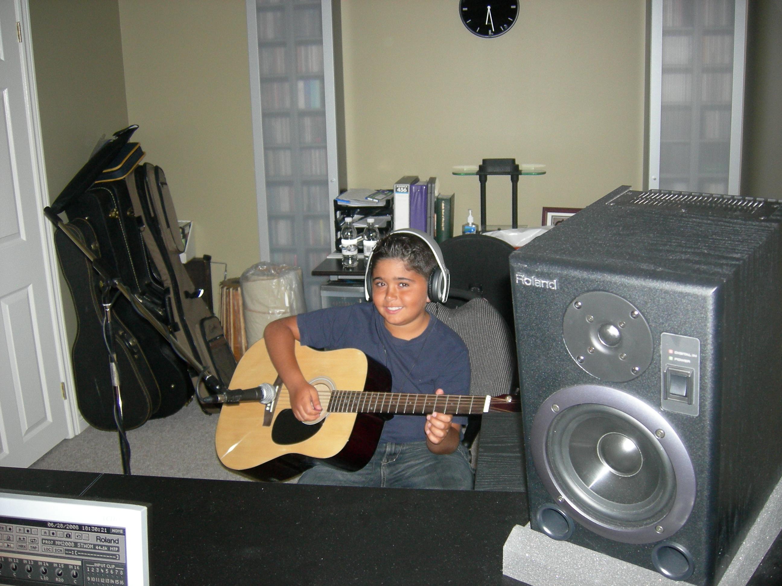 200806 Musik Miks Session 3 -  Amir 001