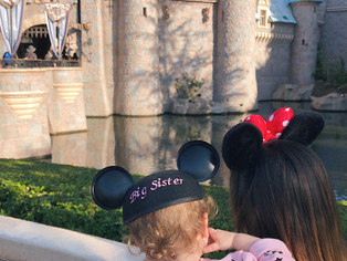 first trimester thoughts & a very disney daddy reveal
