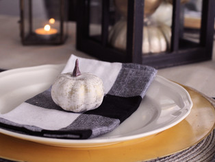 sharing how we decked the halls for fall