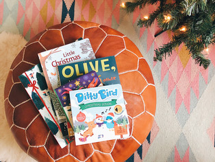 toddler reads - christmas edition