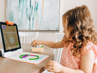 preschool learning through tech