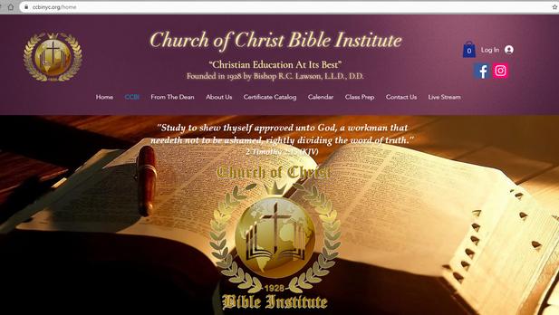 Church of Christ Bible Institute