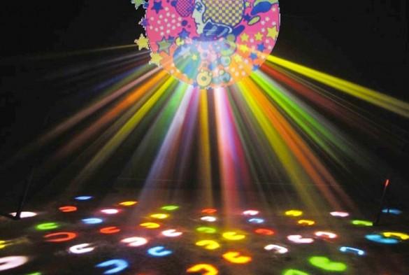 TRDF-disco dance party