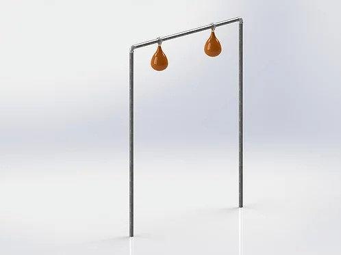 Ballon-Poing Double