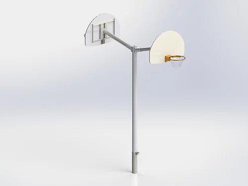 Panier de Basket-Ball Double
