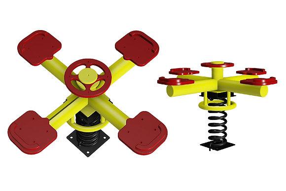 Spring Toy: B-408