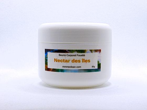 Beurre Corporel Fouetté Nectar des Îles