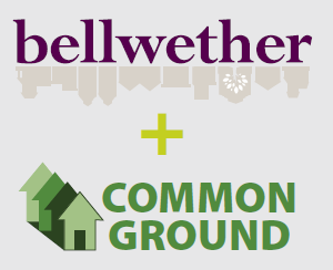 Common Ground and Bellwether are Now One Organization