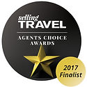 Selling Travel Agents Choice Awards