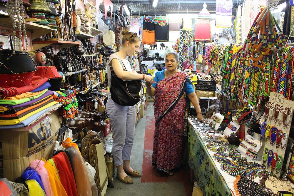 Victoria Market, Durban