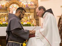 Meet Our Student- Friar Pedro Lopez
