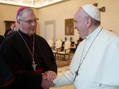 Bishop Gregory Hartmayer Appointed Archbishop of Atlanta