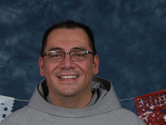 Meet Our Vocation Director- Friar Andy Martinez