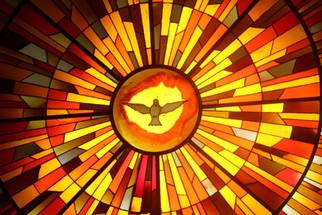 Come, Holy Spirit, come and make us notice Spring and Resurrection.