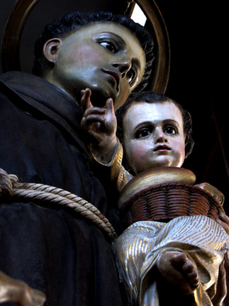 Saint Anthony of Padua Feast Day