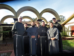 Friar Shares His Experience in His Novitiate Year
