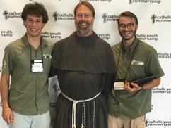 Thank You Friar John Bamman!
