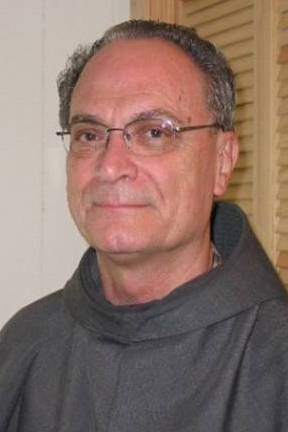Father Jim Van Dorn, OFM Conv.