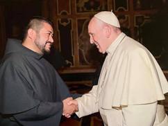 Meet Our Vocation Director- Friar Mario Serrano