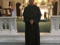 Meet our Student- Friar Christopher Douglas Garcia