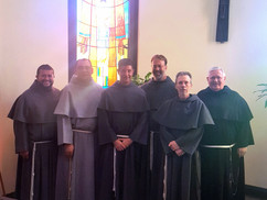 Fraternity at The Mega Conference of Franciscan Vocation Directors