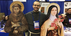 Meet Our Student- Friar Andrew Hennessy
