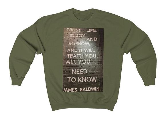 Life Crewneck Sweatshirt