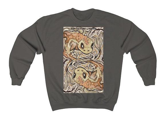 Koi Fish Crewneck Sweatshirt