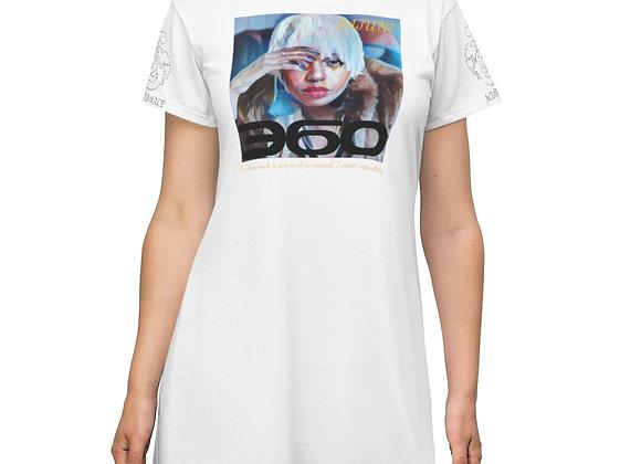 PC+D T-Shirt Dress