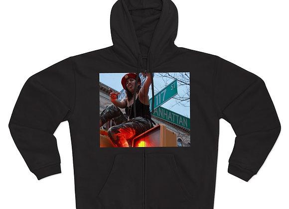 Shit Happens Hooded Zip Sweatshirt