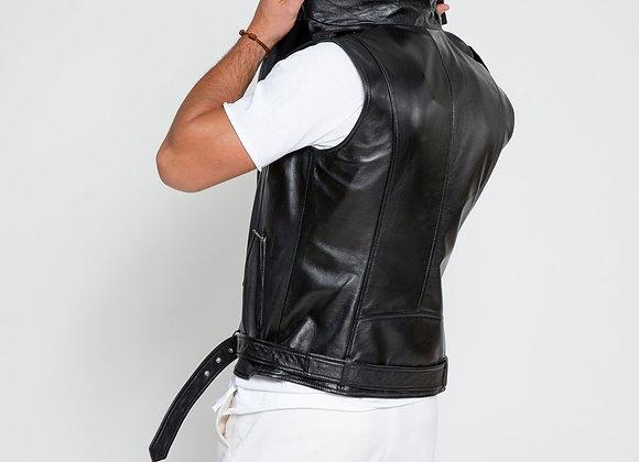 Men's Jax Ultimate Lambskin Leather Vest