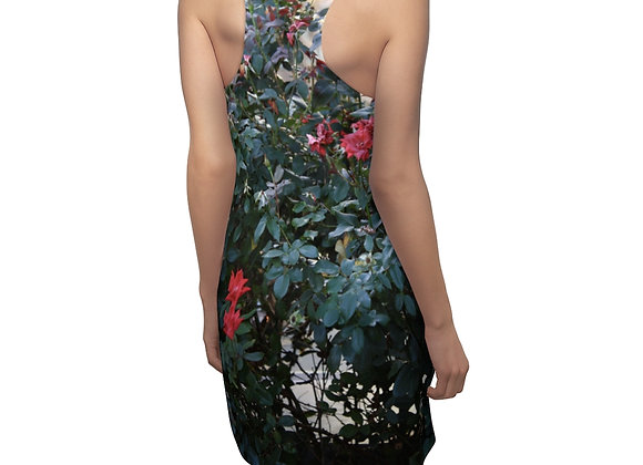 Flower Bush Racerback Dress