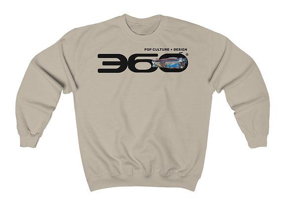 PC+D Crewneck Sweatshirt