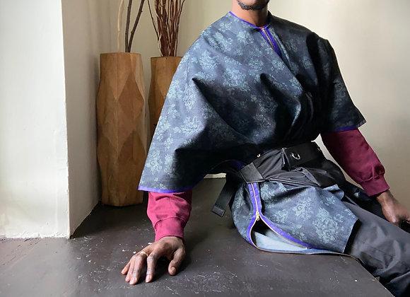 Denim Cloak