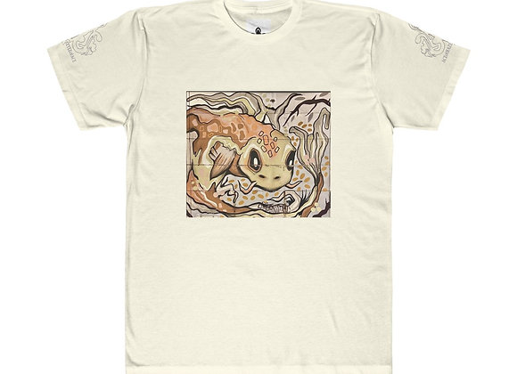 Koi Fish Fitted Tee