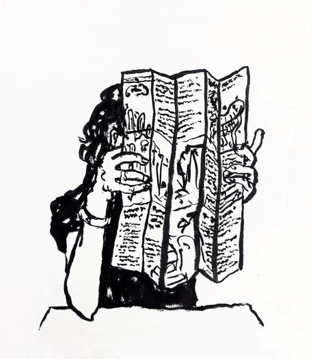 Lost in Panaji  //  Katherine Shapiro