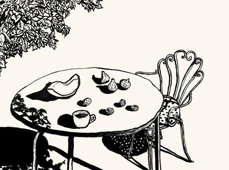 Breakfast   //  Katherine Shapiro