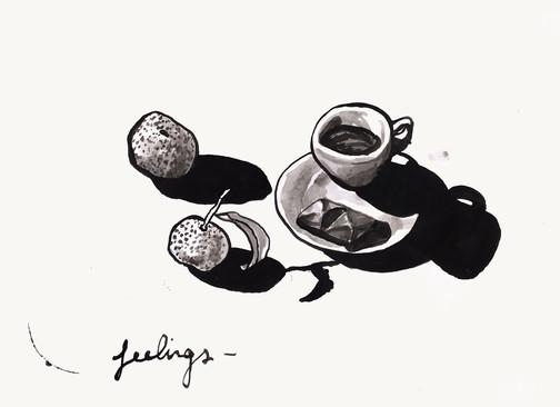 Coffee  //  Katherine Shapiro