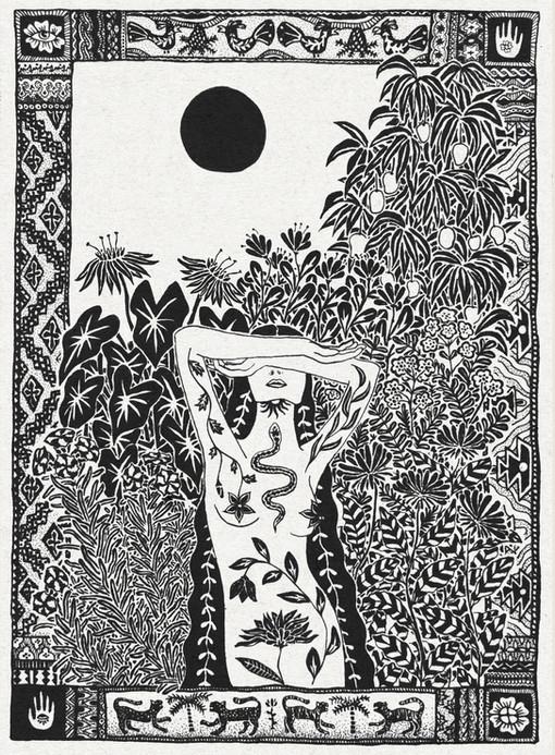 Blinded by the sun II // Katherine Shapiro