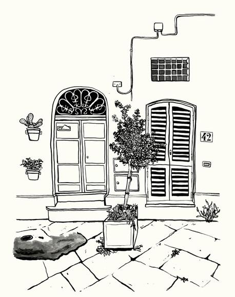Lecce  //  Katherine Shapiro